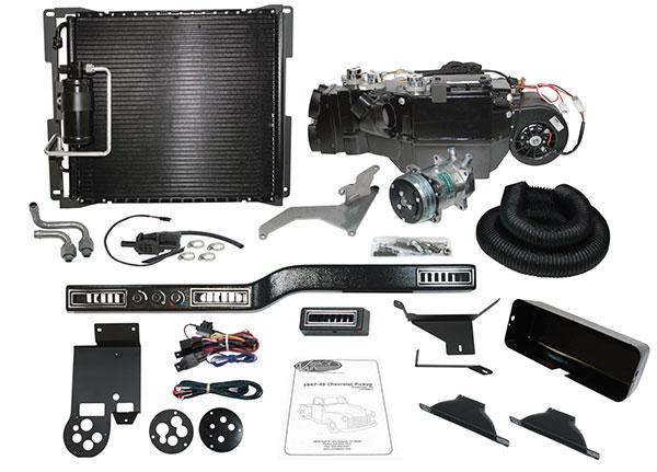 49 Chevrolet Deluxe Ac Kit Wiring Diagram from vintageair.com